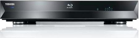 Reproductor Blu ray, marca Toshiba