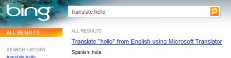 traductor Bing añade 5 idiomas