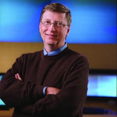 Bill Gates el hombre más rico de Estados Unidos