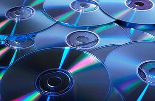 Técnica para reciclar CD y DVD se desarrolla en Taiwan
