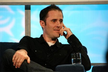 evan Williams, CEO de Twitter en conferencia de la Web 2.0 Summit
