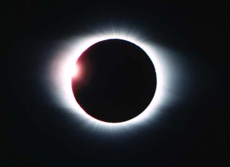 Eclipse total o solar