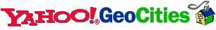 Logo de GeoCities, servicio de Yahoo