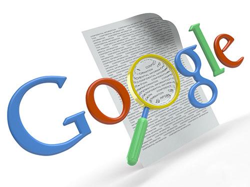 Servicio de libros en linea de Google