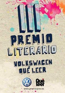 Convocatoria para el premio literario Volkswagen - Que Leer