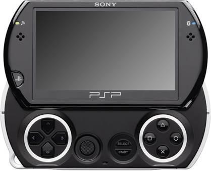 PSP Go, nueva consola portátil de Sony