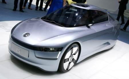 Volkswagen L1 en el Frankfurt Auto Show
