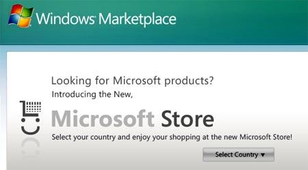 Tienda de aplicaciones para Windows Mobile