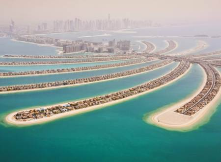 Isla Palmera en Dubai