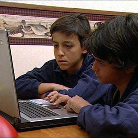 adolescentes españoles utilizan mas el internet