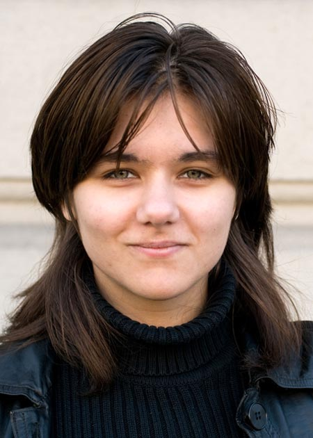Amelia Andersdotter del Partido Pirata Sueco