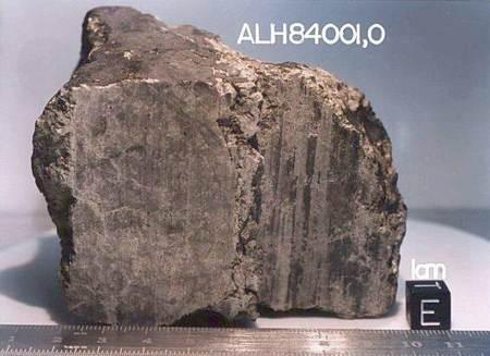 Meteorito Allen Hills (ALH) 84001 de Marte