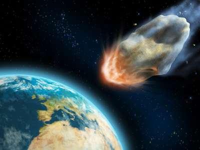 Asteroide 2009 VA paso cerca de la tierra el viernes pasado