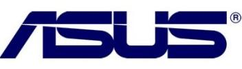 logo de compañia ASUS