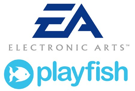 Electronic Arts compro Playfish