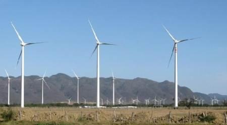 Finaliza instalación de parque eólico Eurus
