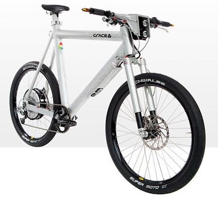 Bicicleta electronica Grace