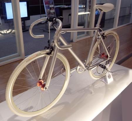 Bicicleta UTB-zero de Vigore Kataoka