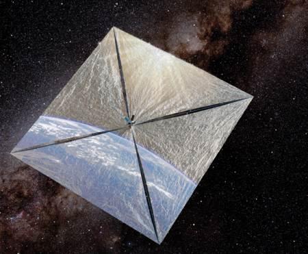 Lightsail 1, nave espacial impulsada por energia solar