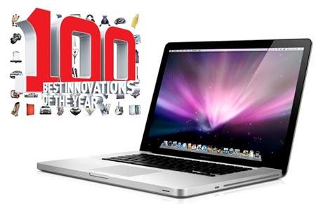 MacBook Pro mejor innovacion del 2009
