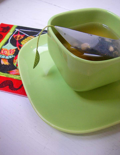 beber 8 tazas diarias de té es bueno para la salud