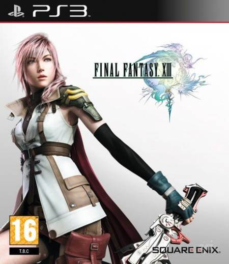 Portada de Final Fantasy XIII para PS3