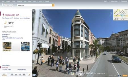 Nuevas caracteristias en Bing Maps
