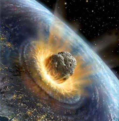 Impacto del asteroide Apophis