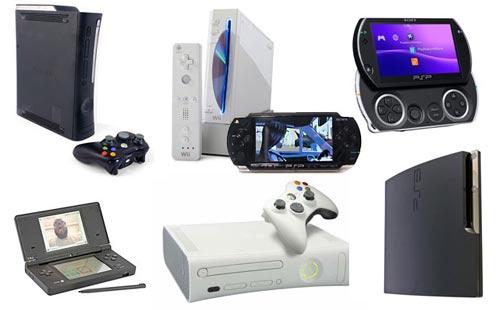 consolas y videojuegos para comprar