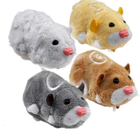 """Hamsters de Peluche """"Go Go Pets"""""""