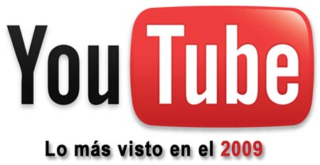 Los videos mas vistos en YouTube 2009