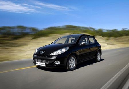 Peugeot 207 Compact con conectividad Wi-Fi