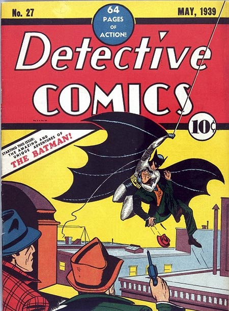 Comic #27 de Batman
