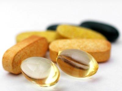 Varias vitaminas