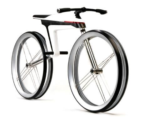 Bicicleta electronica HMK 561
