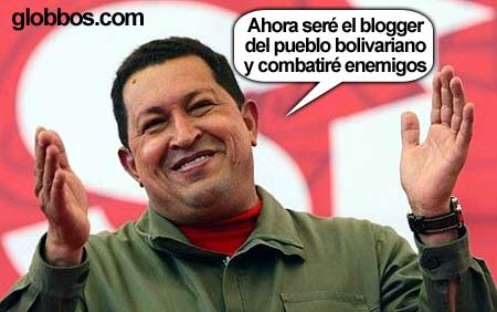 hugo chavez blogger bolivariano