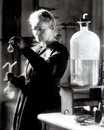 Cientifica Marie Curie