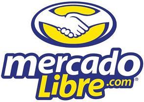mercado libre logo, portal de ventas y compras