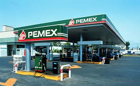 Gasolineria Pemex