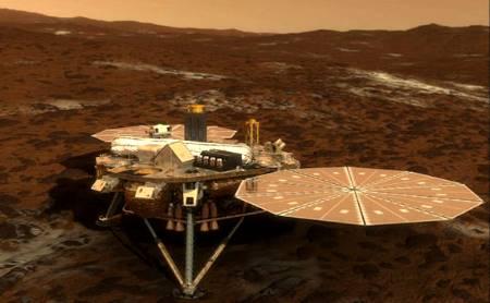 Sonda Mars Phoenix