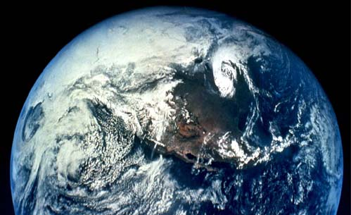 planeta tierra. casa hogar de los terrícolas