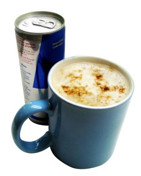 Bebidas con cafeina