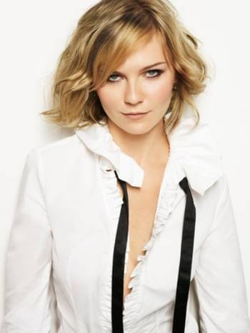 Kirsten Dunst con un look sexy