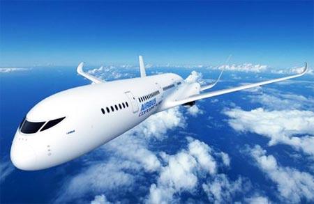 Concepto de avion por Airbus