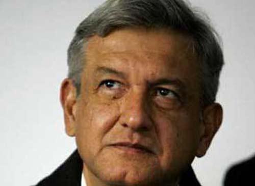 López Obrador va por la presidencia del 2012