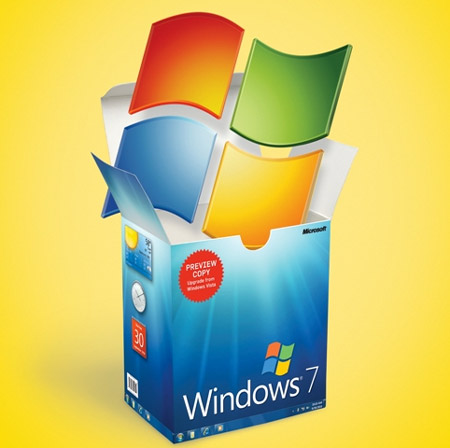 Software de Windows 7