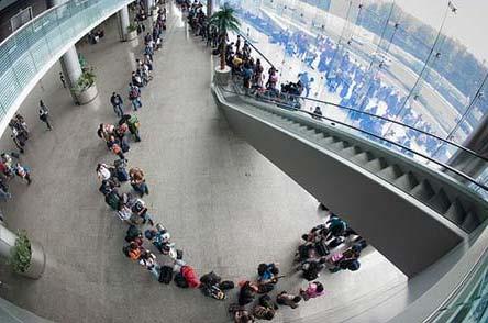 Linea para entrar al Campus Party Mexico