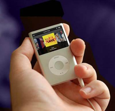 iPod Nano en color metalico