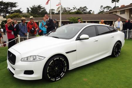 Nuevo Jaguar XJ75 Platinum Concept