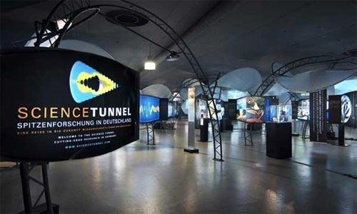 Túnel de la Ciencia llega a Nuevo León en recorrido por México